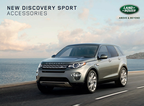 Discovery Sport accessoires